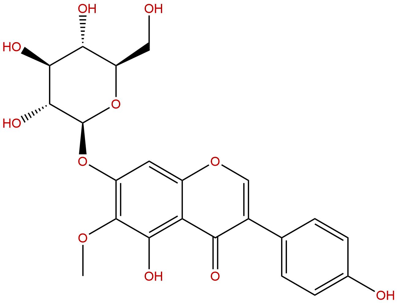 Tectoridin