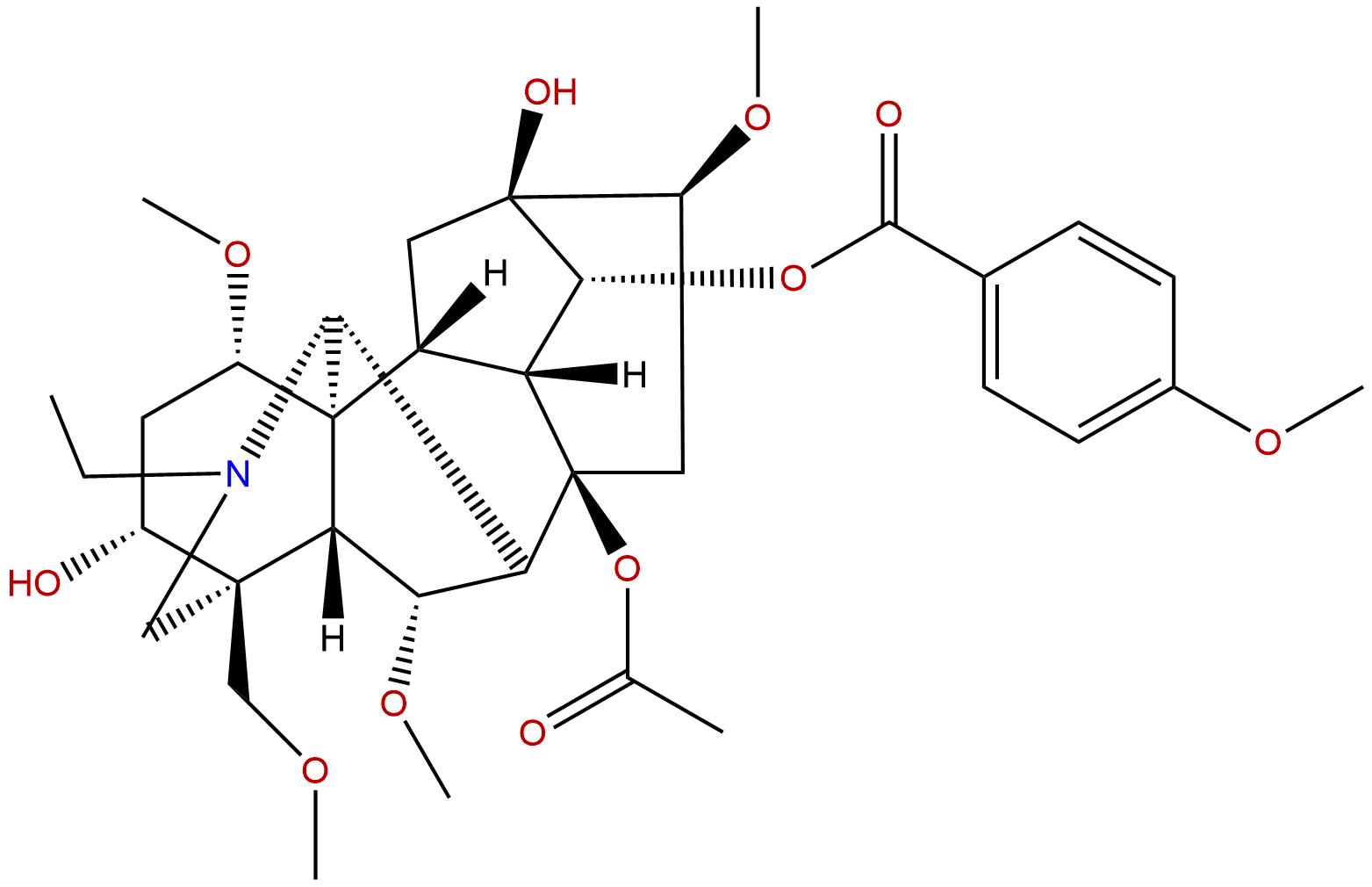 Yunaconitine