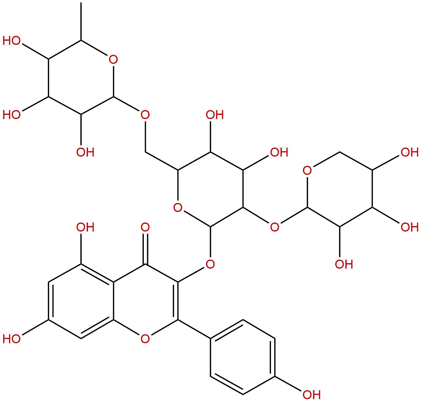 Camelliaside B