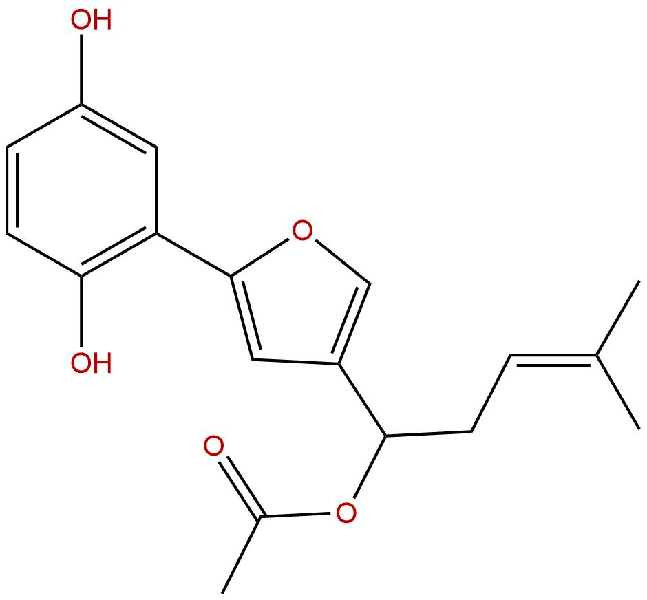 Shikonofuran A