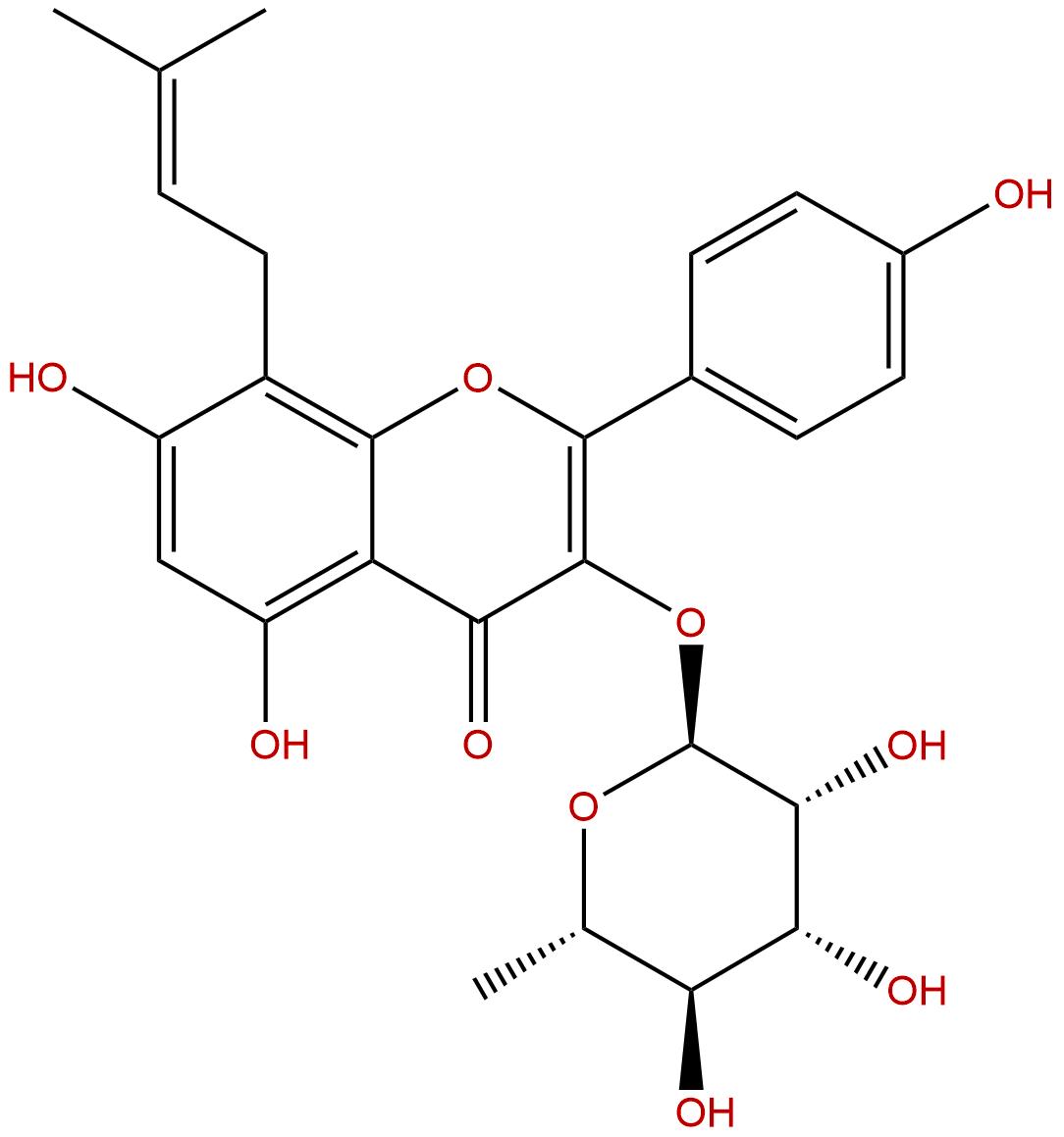 Baohuoside II