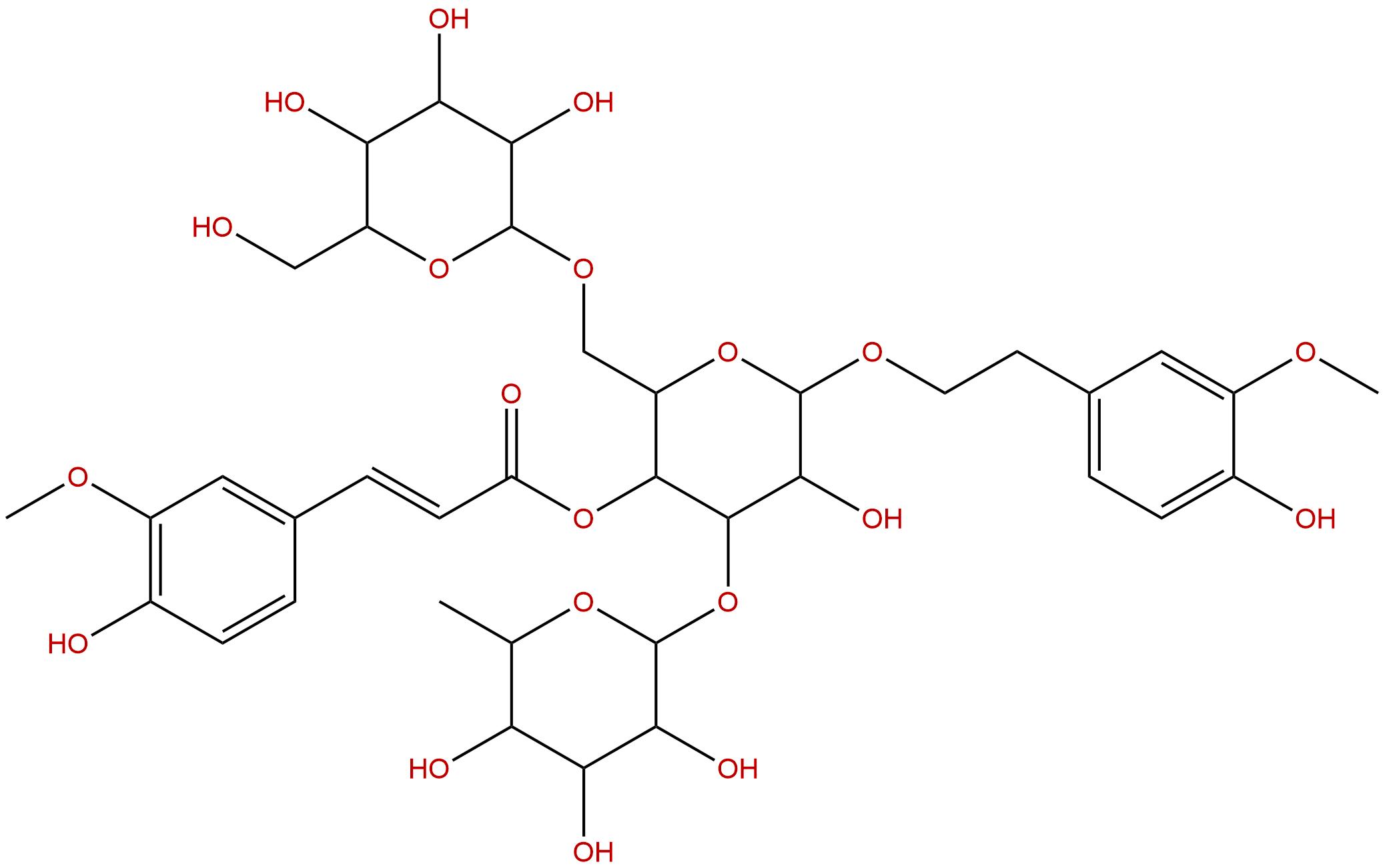 Cistanoside B