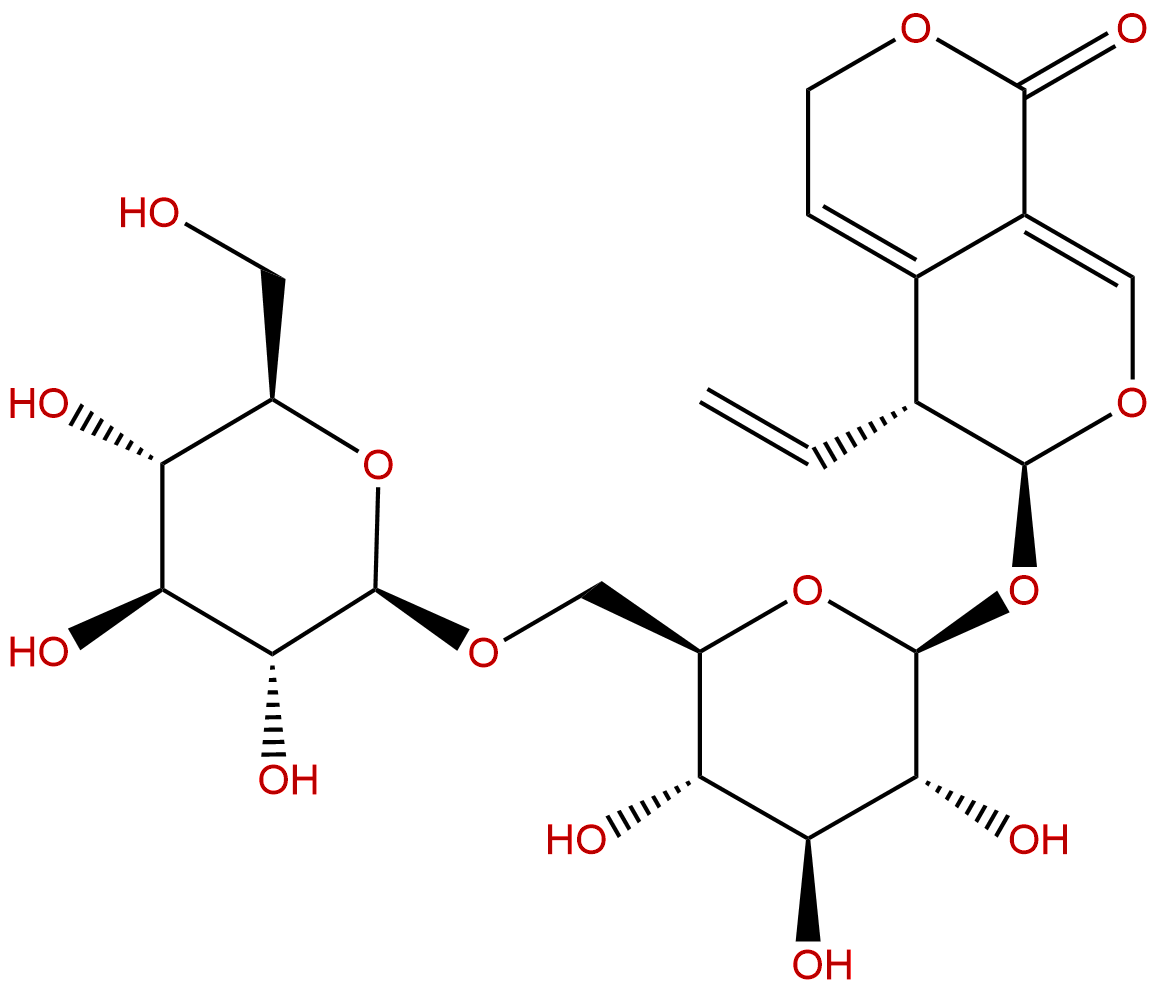 Glucosylgentiopicroside