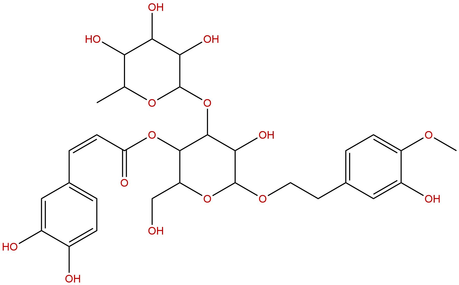 Cistanoside C