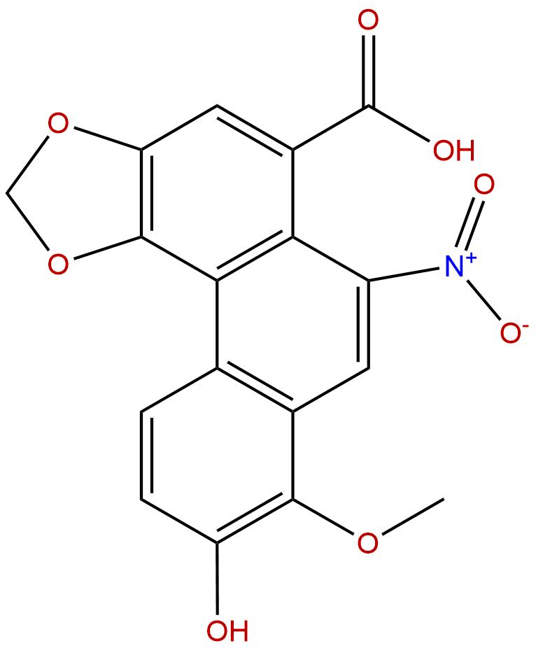 7-Hydroxyaristolochic acid A