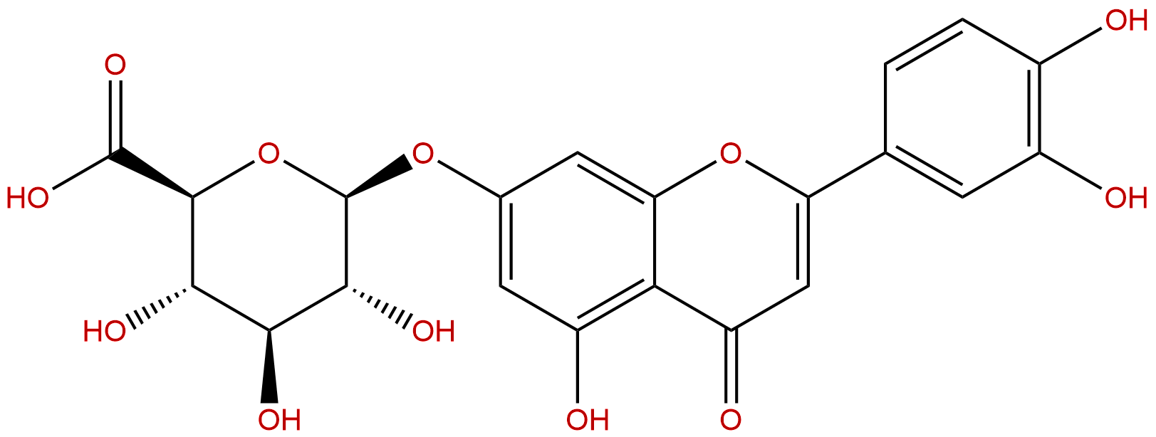 Luteolin 7-glucuronide