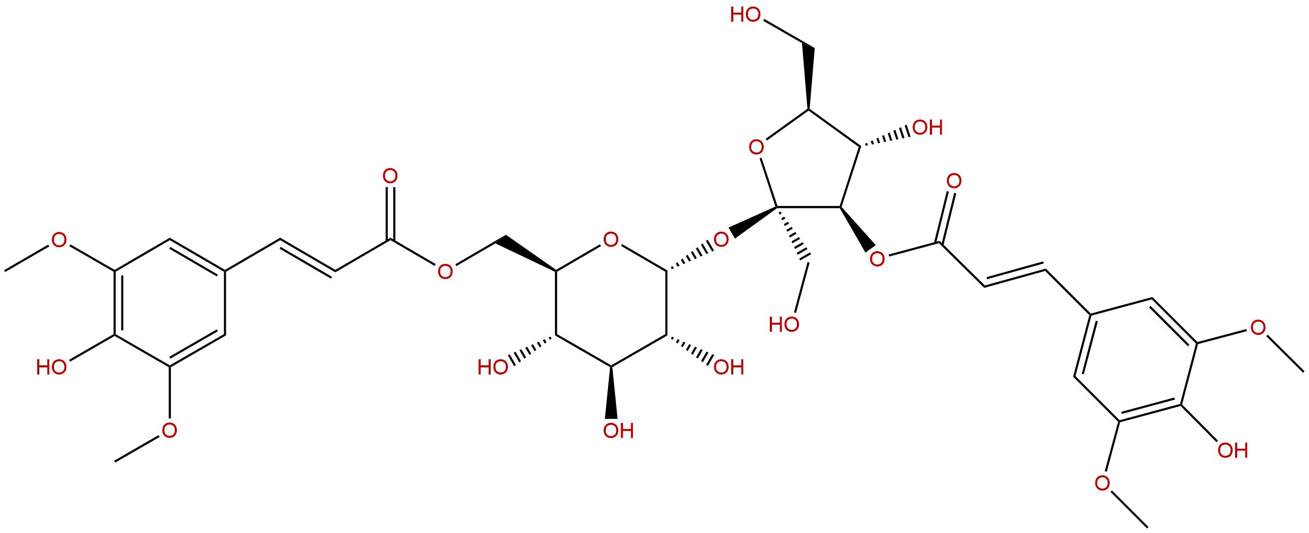 3,6′-Disinapoylsucrose.