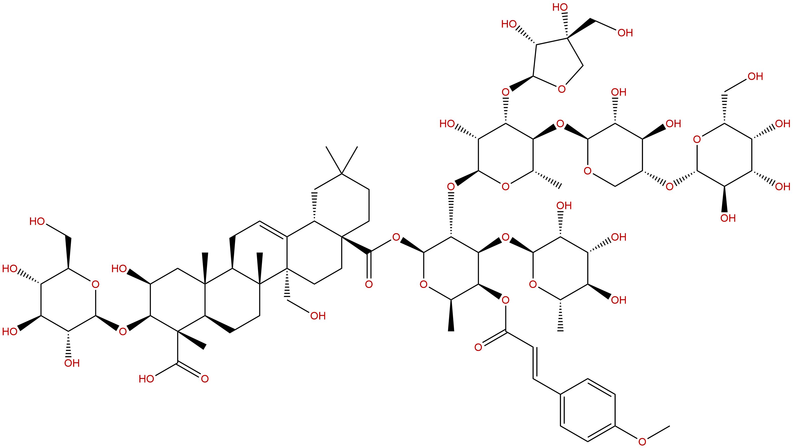 Onjisaponin A