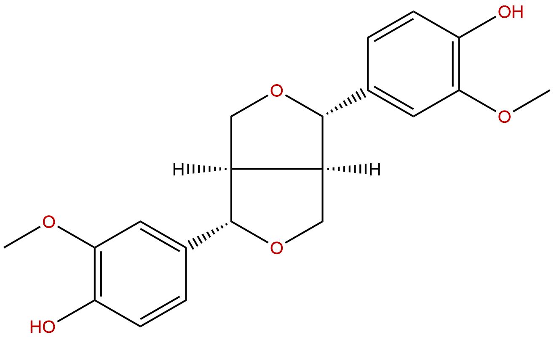 (+)-Pinoresinol