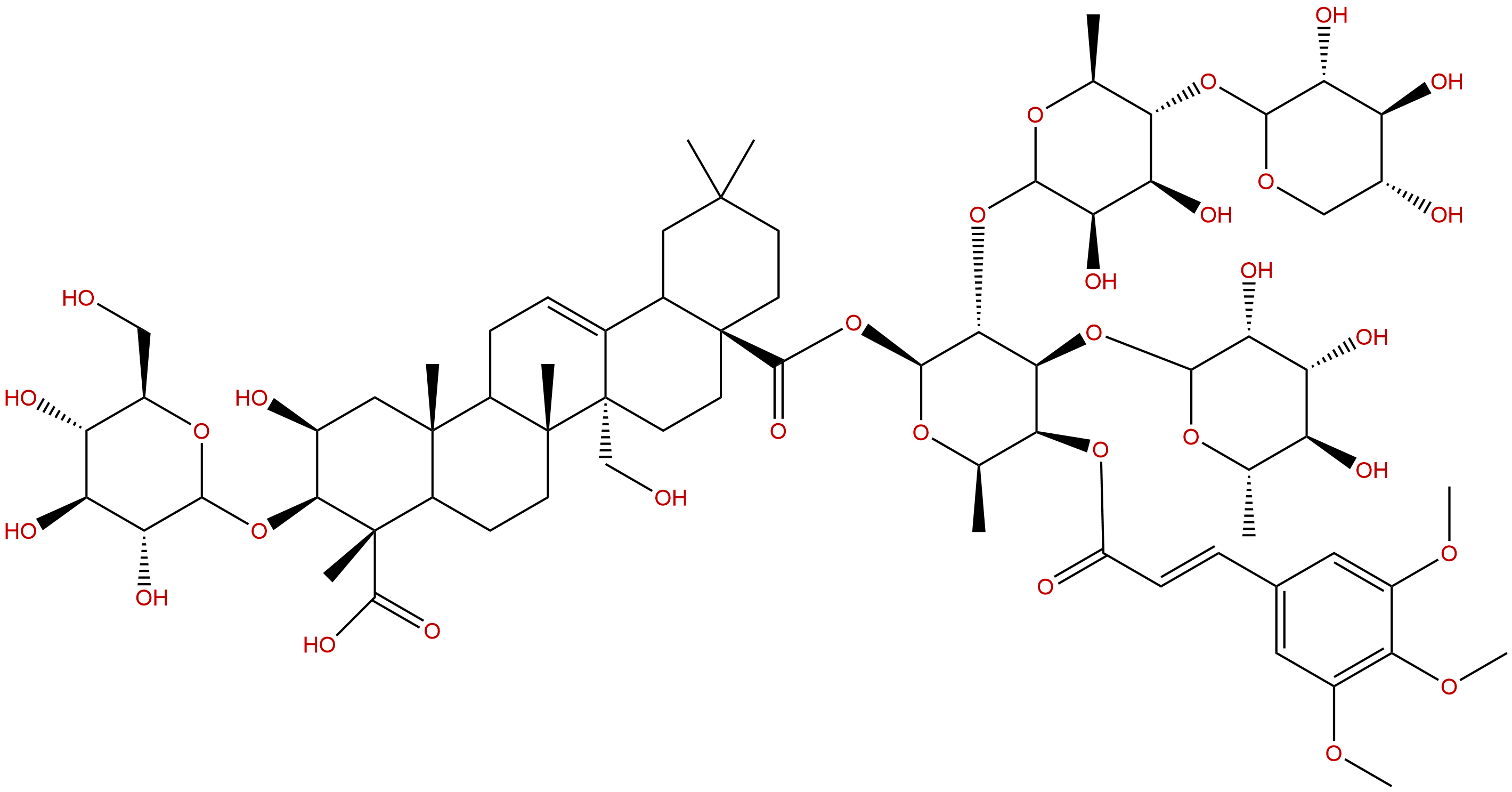 Onjisaponin Z