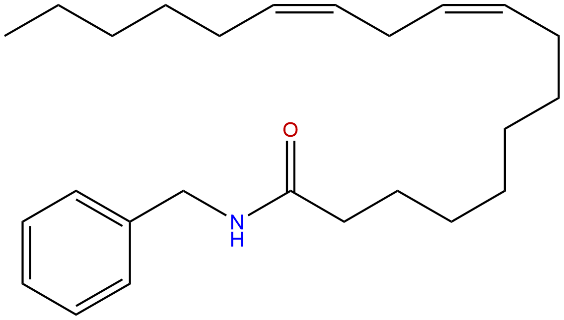 (9Z,12Z)-N-Benzyloctadeca-9,12-dienamide