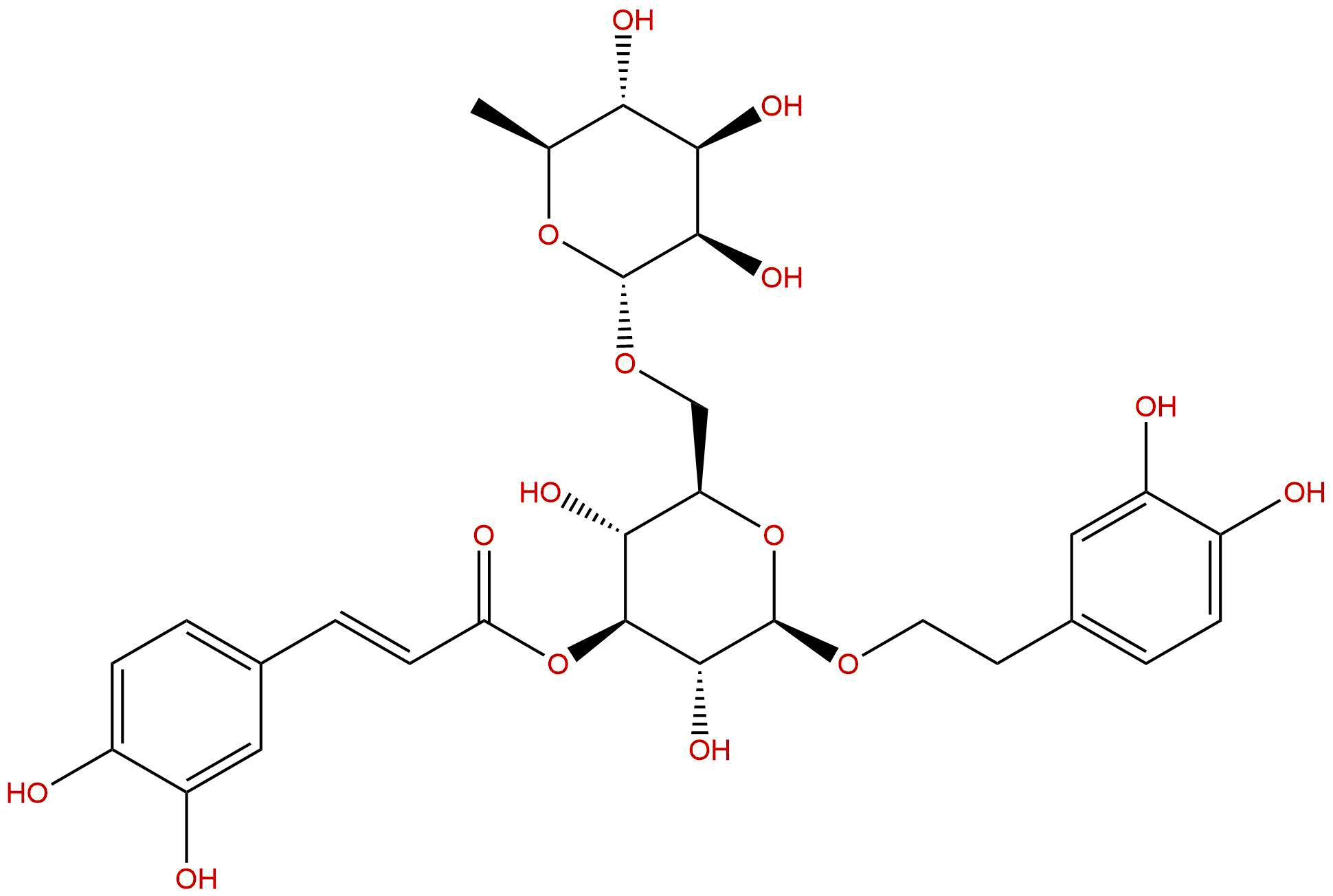 Forsythoside I