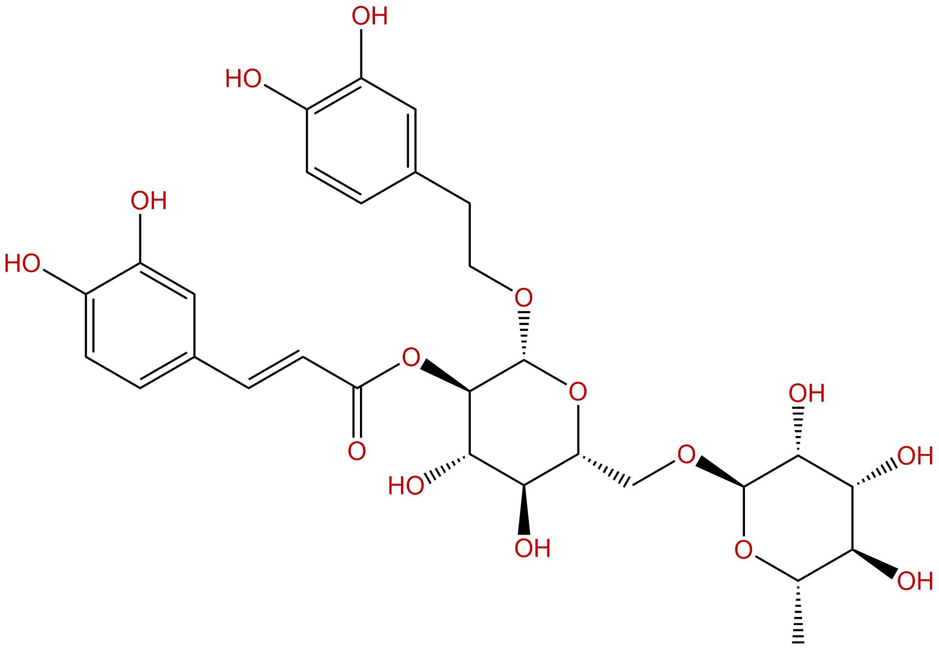 Forsythoside H