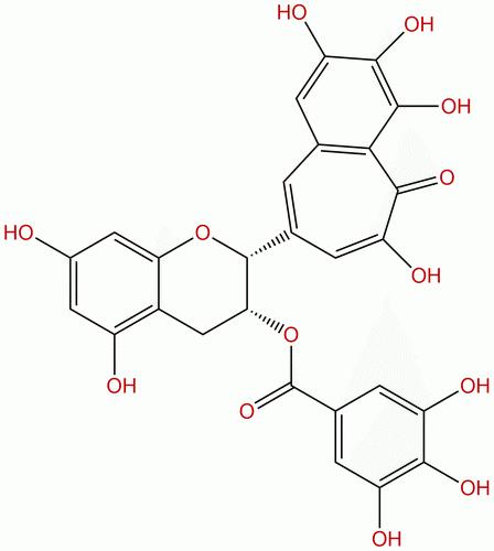 Epitheaflagallin 3-O-gallate