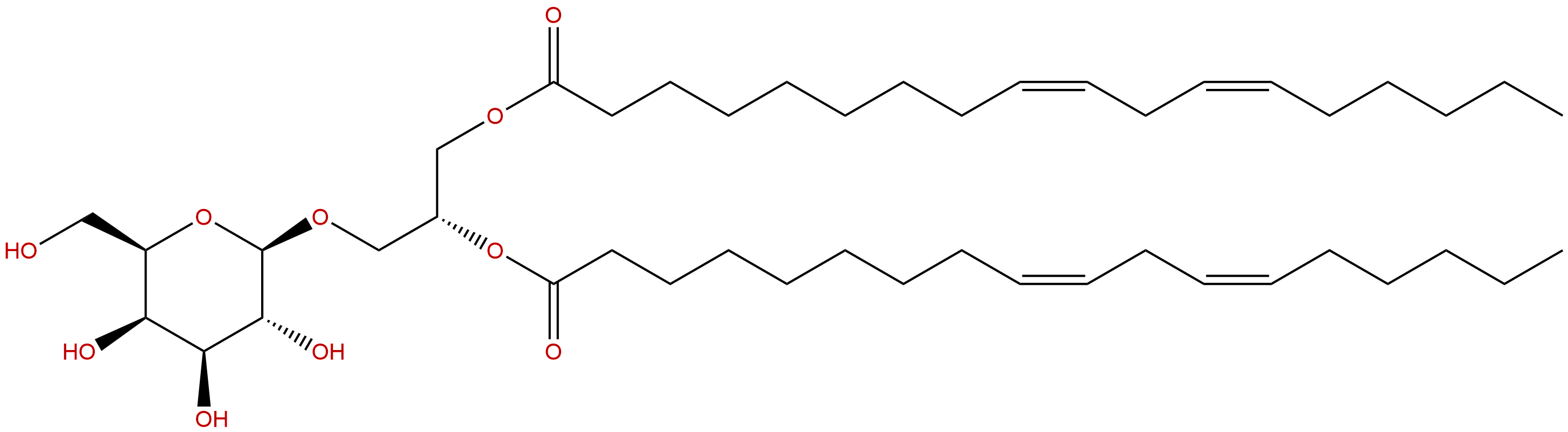1,2-O-Dilinoleoyl-3-O-beta-D-galactopyranosylracglycerol