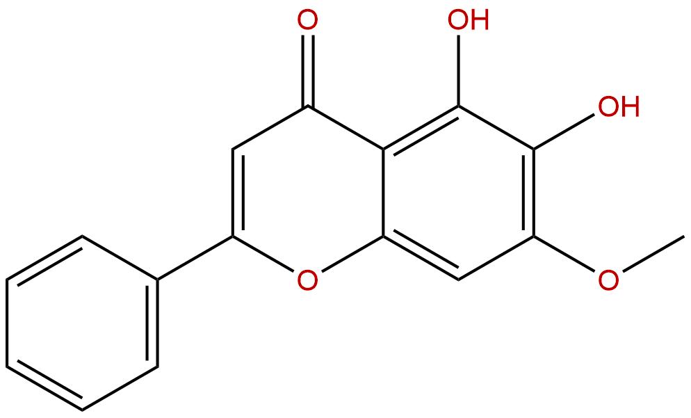 7-O-Methylbaicalein