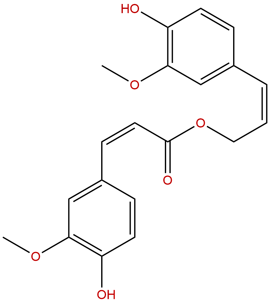Coniferyl ferulate