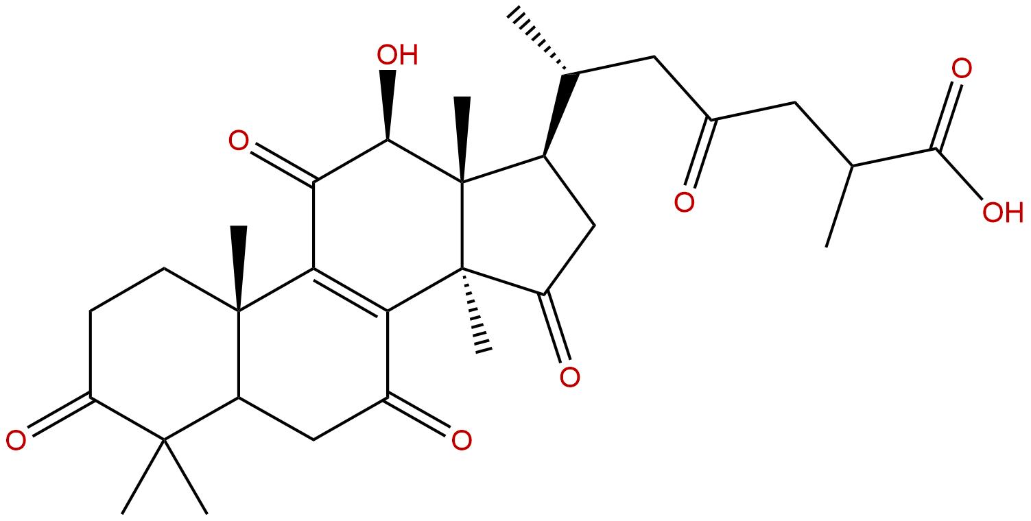Deacetyl ganoderic acid F