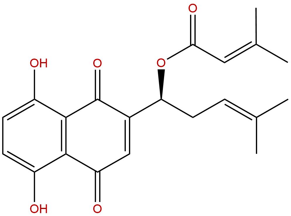 Dimethylacrylalkannin, β,β-