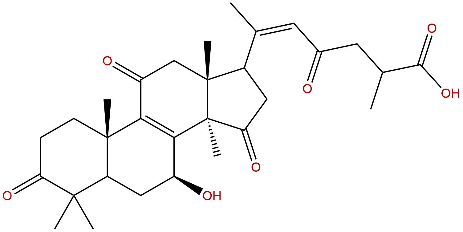 Ganoderenic acid D