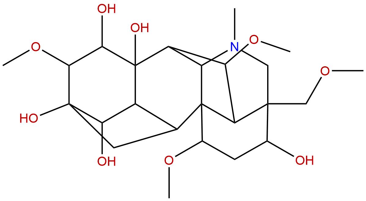 Mesaconine