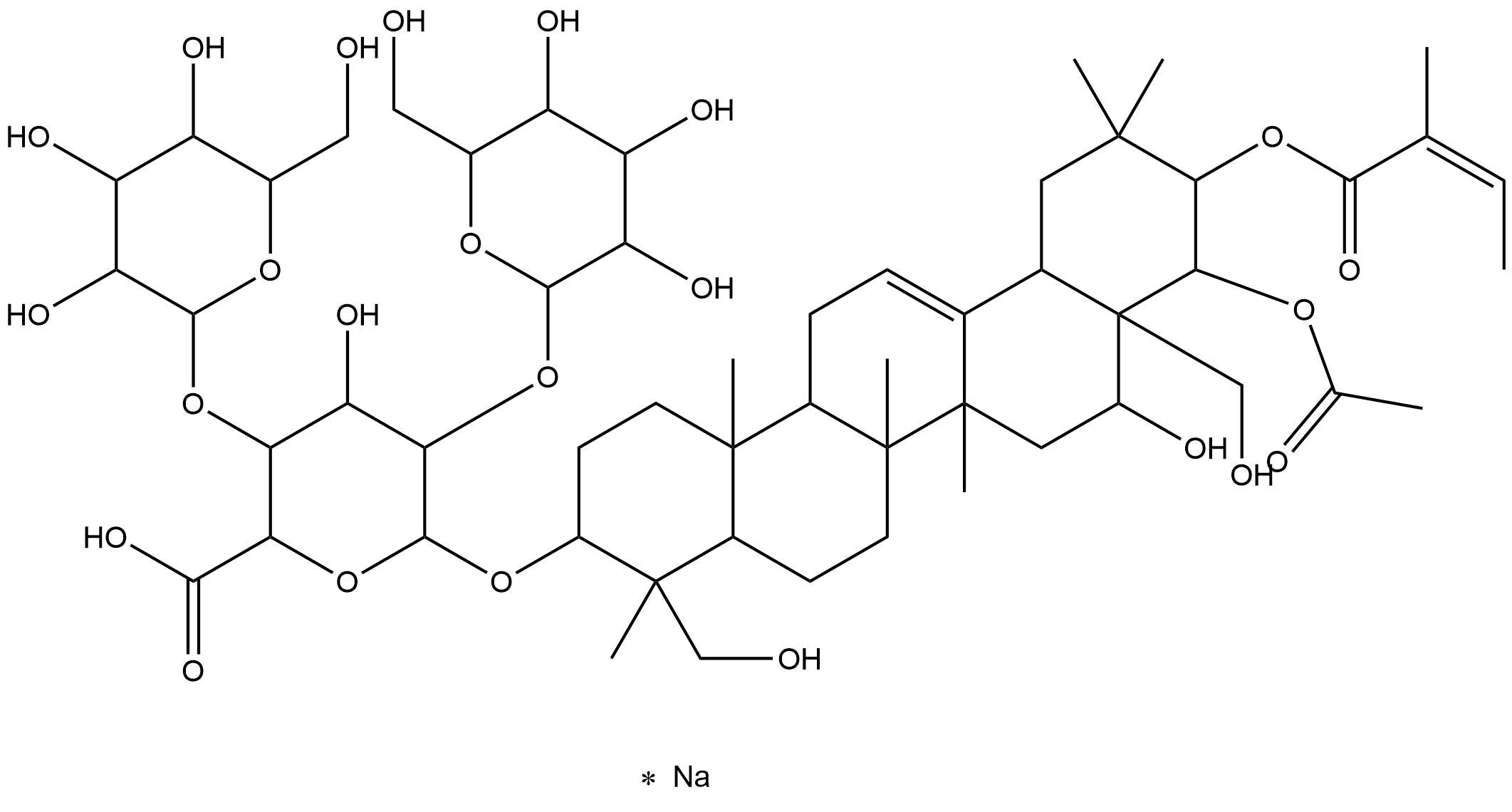 Sodium Aescinate