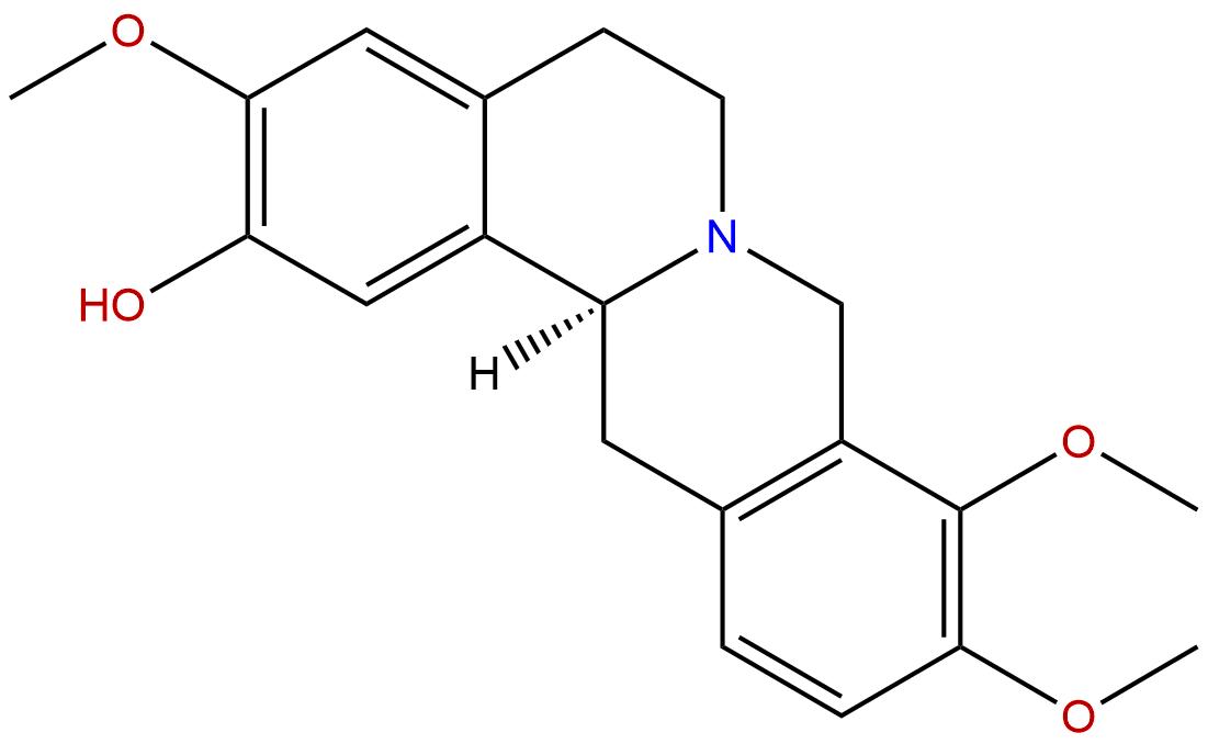 Tetrahydrocolumbamine