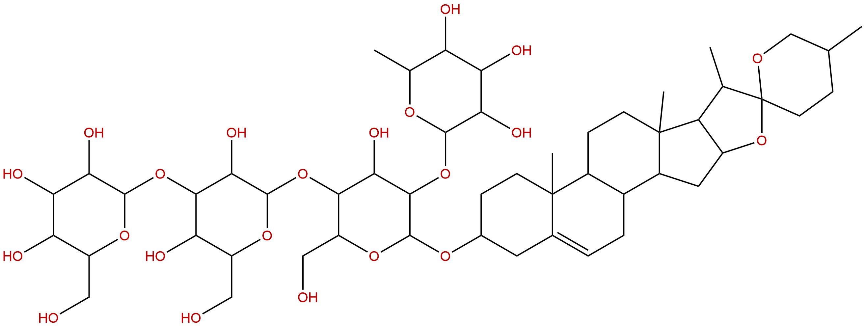 Zingiberensis saponin I