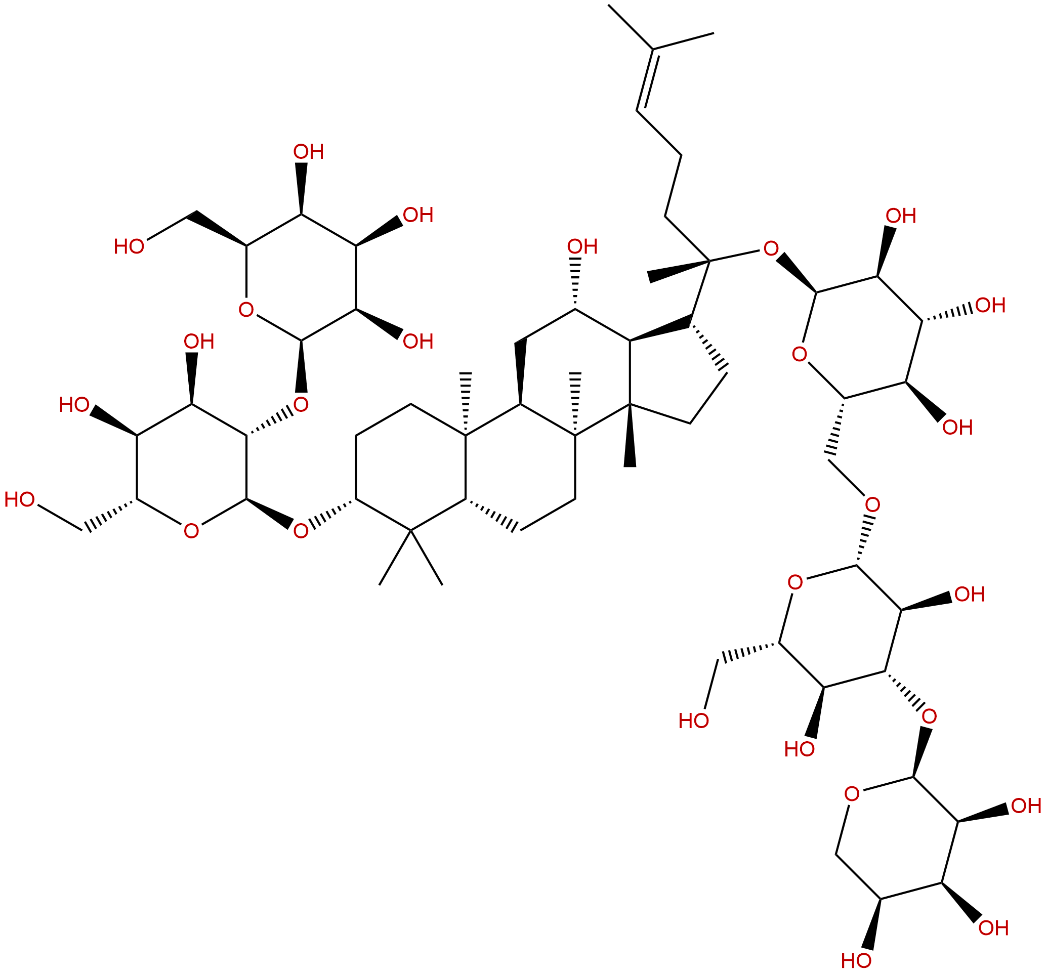 Ginsenoside Ra3
