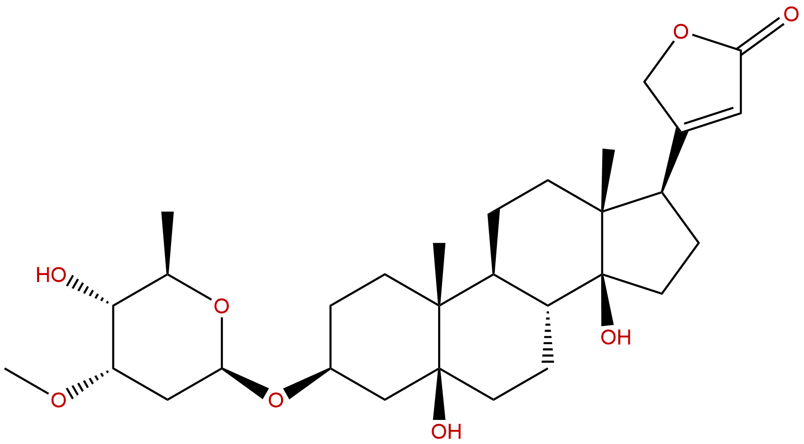 Periplocymarin
