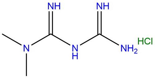 1,1-Dimethylbiguanide hydrochloride