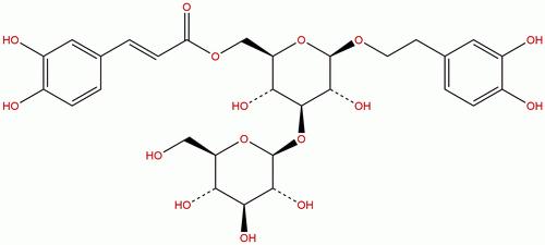 Plantainoside D