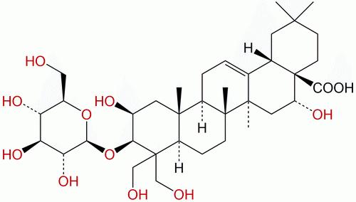 3-O-β-D-Glucopyranosylplatycodigenin