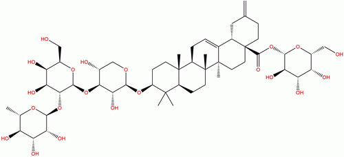 Eupteleasaponin I