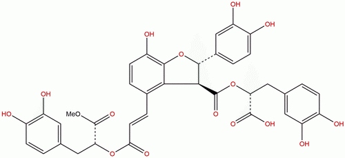 9'''-Methyl salvianolate B