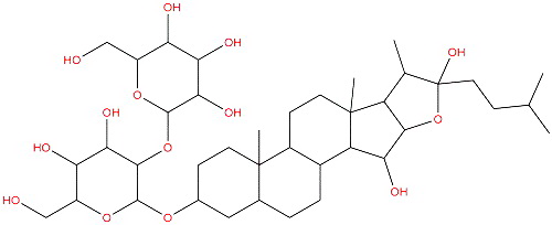 Anemarrhenasaponin I