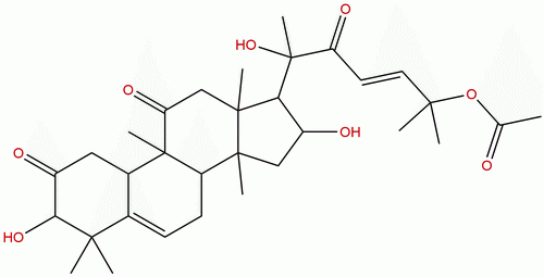 Isocucurbitacin B