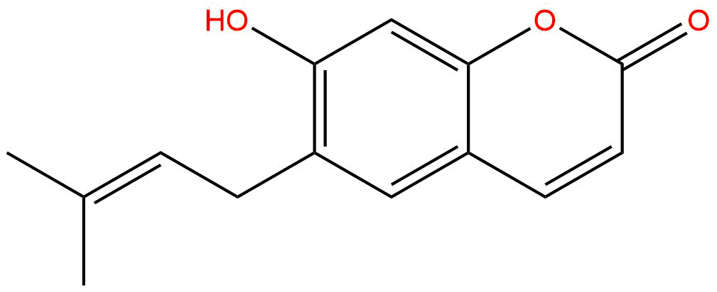 7-Demethylsuberosin