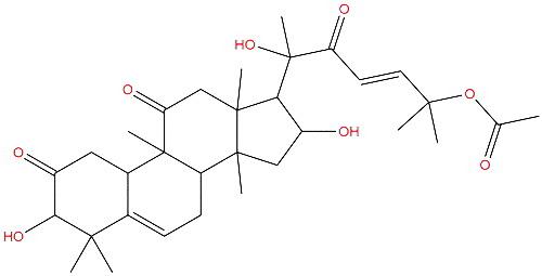 3-epi-isocucurbitacin B