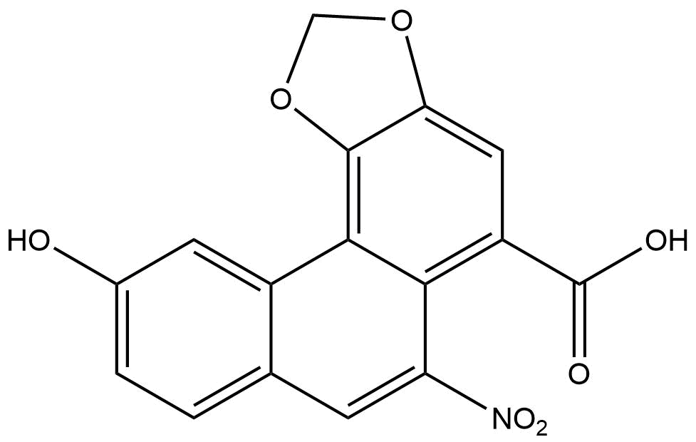 Aristolochic acid C