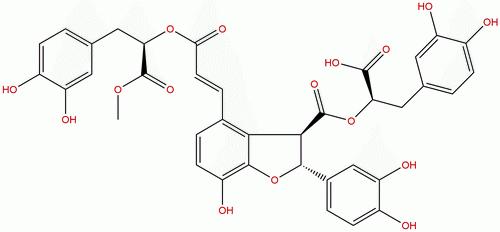 9''-Methyl salvianolate B