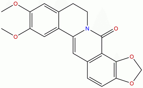 Oxyepiberberine