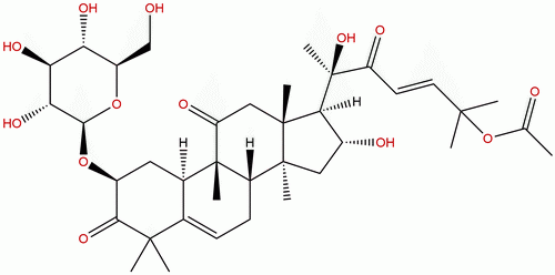Cucurbitacin B 2-O-beta-D-glucoside