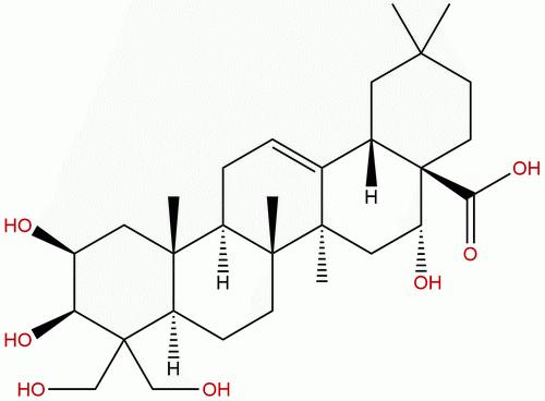 Platycodigenin
