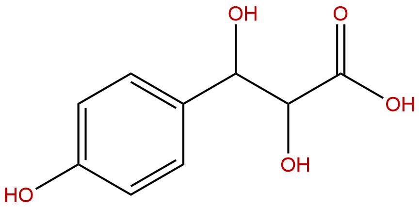 2,3-Dihydroxy-3-(4-hydroxyphenyl)propanoic acid