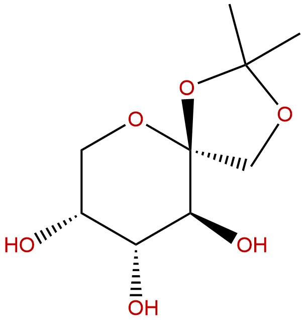 1,2-O-Isopropylidene--D-fructopyranose