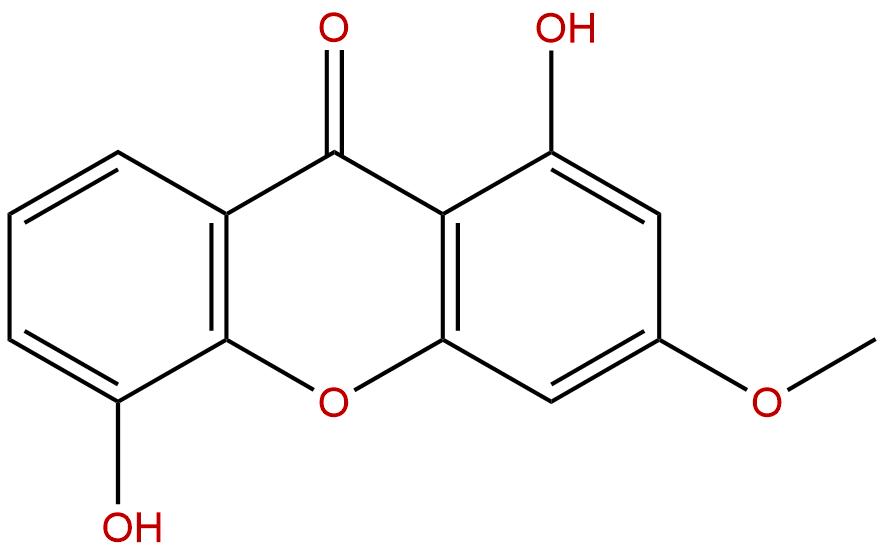 Mesuaxanthone A