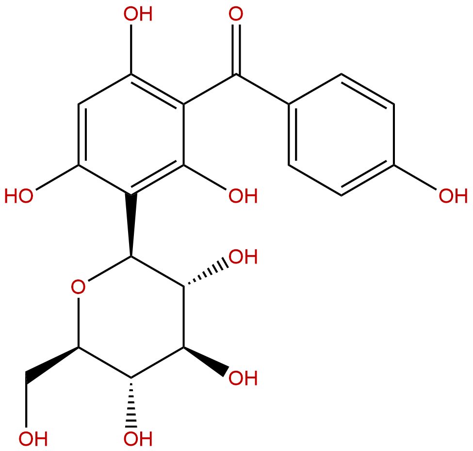Iriflophenone 3-C-glucoside