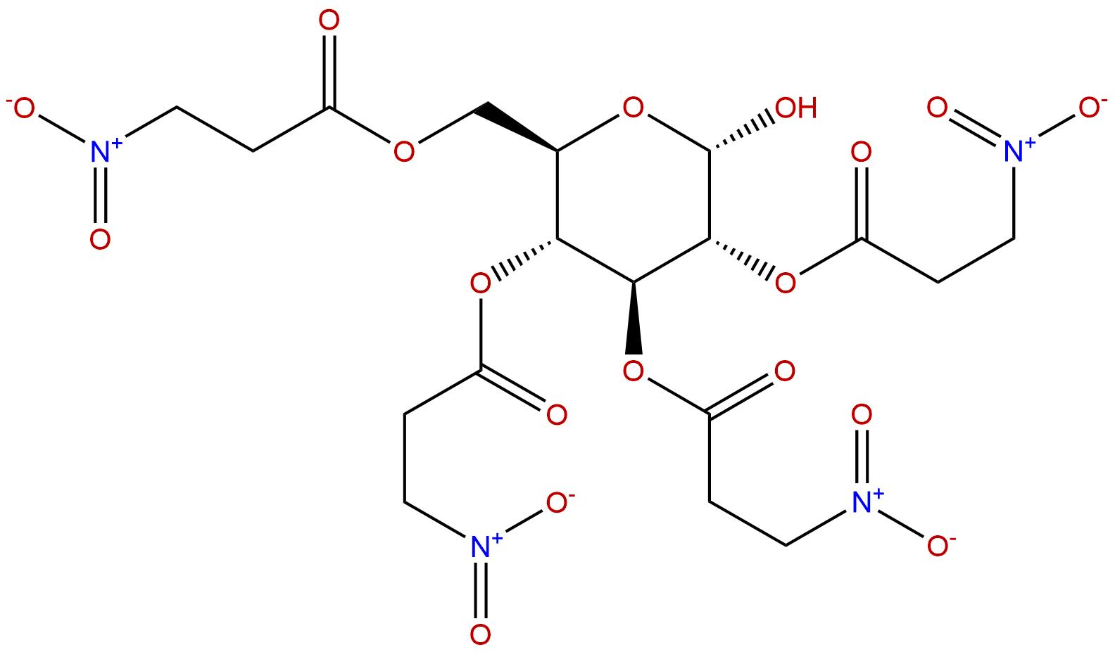 4-O-(3-nitropropanoyl)corollin
