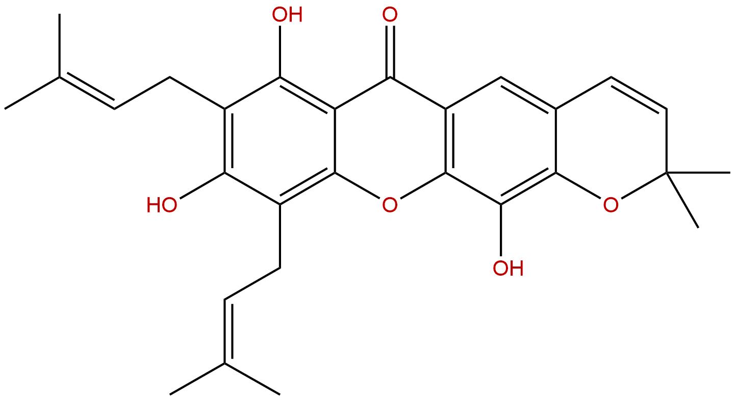 Latisxanthone C